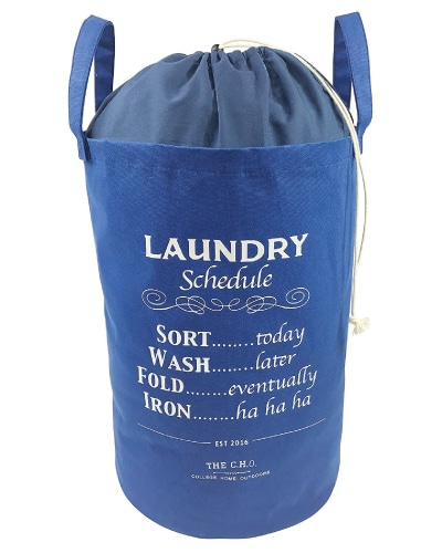 Hilarious Laundry Hamper. Dorm room supplies. Off to college gift ideas for boys.