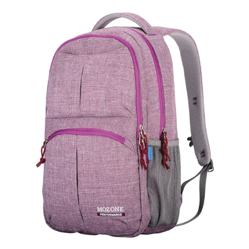 Mozone Water Resistant Laptop Backpack | College Girl Birthday Gifts