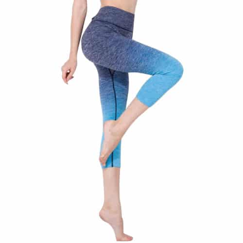 Ombre Capri Workout Pants. Back to school essentials for teens.