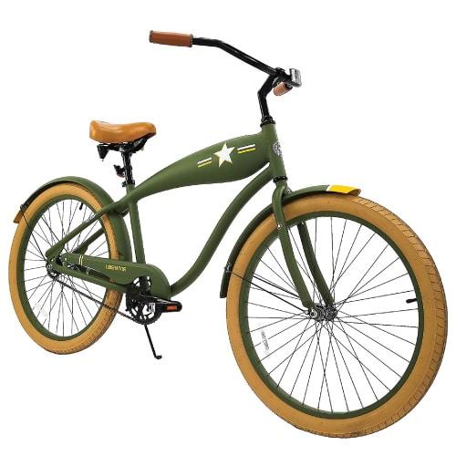 Columbia Liberator Retro Cruiser Bike. Going to college gift ideas for guys.