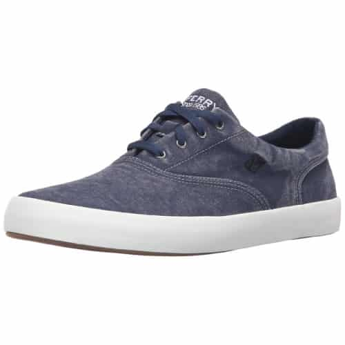Sperry Top-Sider Men's Sneaker. Mens fashion. Going to college gift ideas for guys.