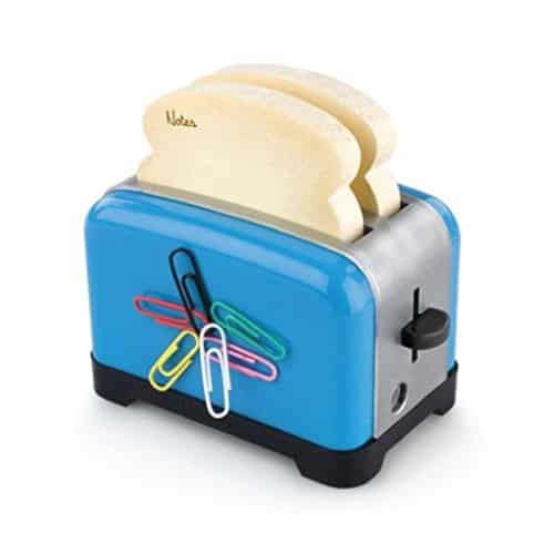 Toaster Notes & Sharpener. Back to school essentials for teens