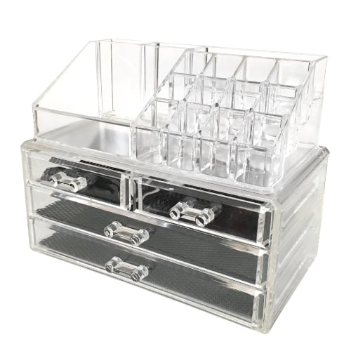 Jewelry and Cosmetic Organizer | College Girl Birthday Gifts