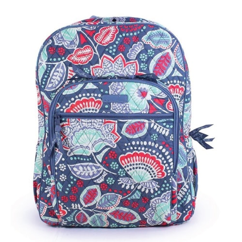 Vera Bradley Campus Backpack | Gifts For Girls