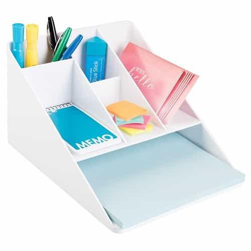 Desk Organizer - School Supplies for Girls