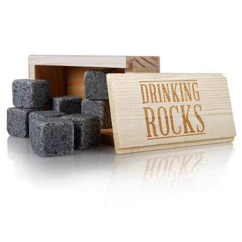 Whiskey Stones Gift Set