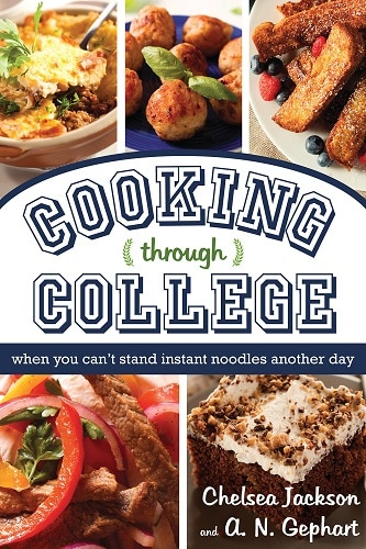 Cooking Through College. Going away gifts for boyfriend college #recipes #dorm #survival