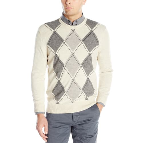 Dockers Crew-Neck Sweater | Off To College Gift Ideas For Boyfriend