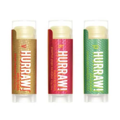 Hurraw! Lip Balms - School Supplies for Girls