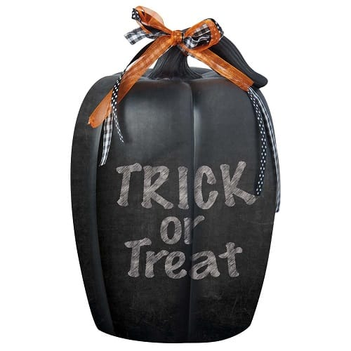 Chalkboard Pumpkin Decor