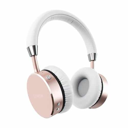 Rose Gold Wireless Headphones
