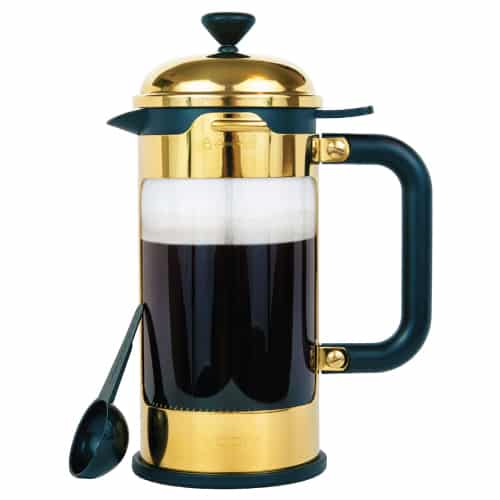 Gold French Coffee Press