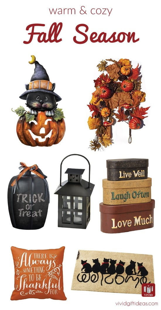 Fall decoration ideas and tips