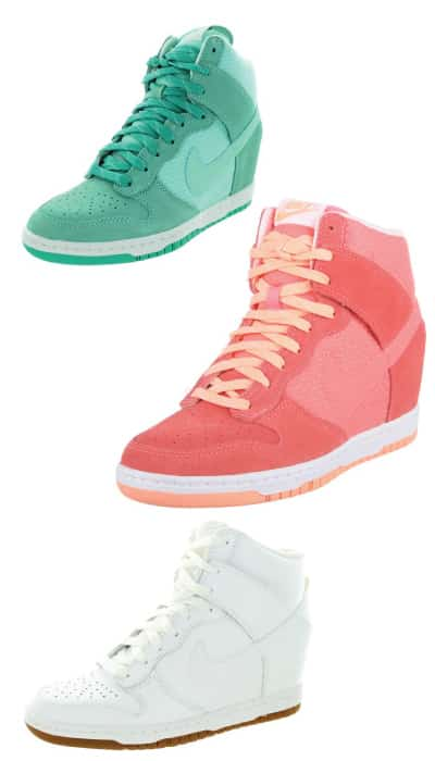 Nike Dunk Sky Hi Essential Casual Shoe