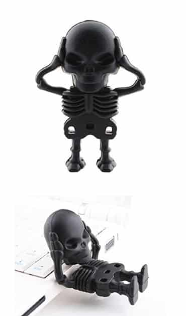 Skeleton USB Flash Drive