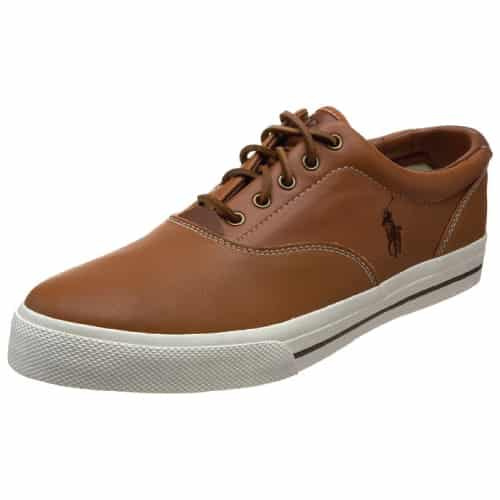 Polo Ralph Lauren Vaughn Leather Sneaker