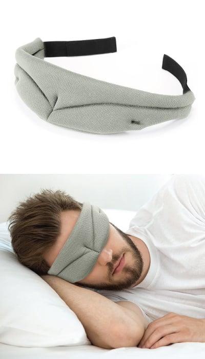 3D Contoured Sleep Mask