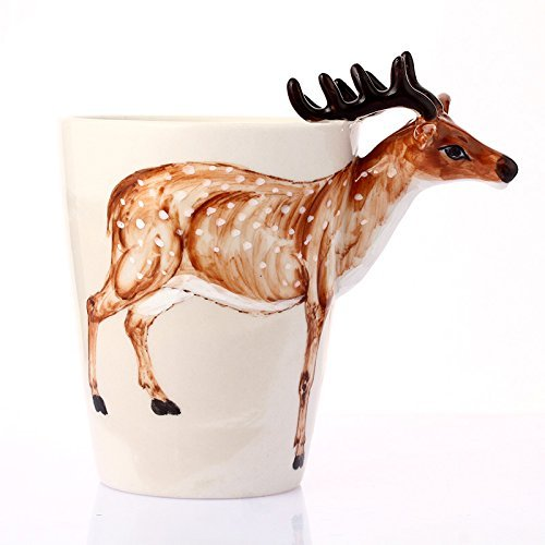 3D Deer Mug by Homee