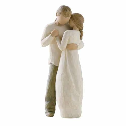 Willow Tree Promise Couple Figurine