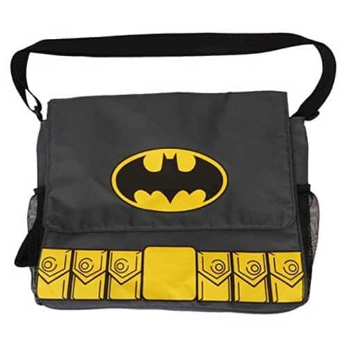 Batman Messenger Diaper Bag