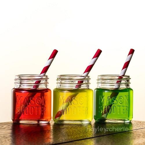 Mini Mason Jar Shot Glass