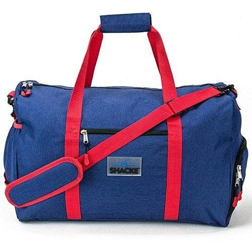 Shacke's Duffel Bag