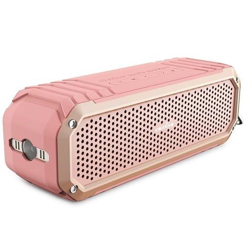 Rose Gold Bluetooth Speaker