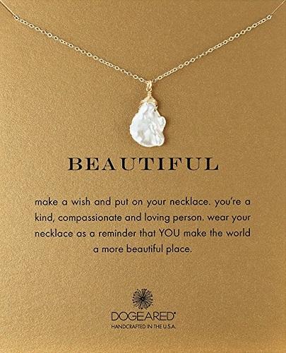 Beautiful Keshi Pearl Necklace