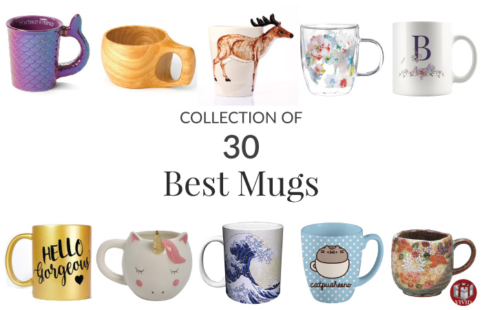 30 Cute Coffee Mugs