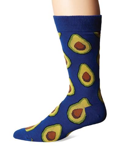 Socksmith Mens Avocado Sock