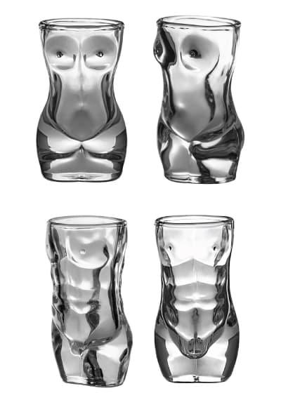 Hot Body Shape Shot Glass