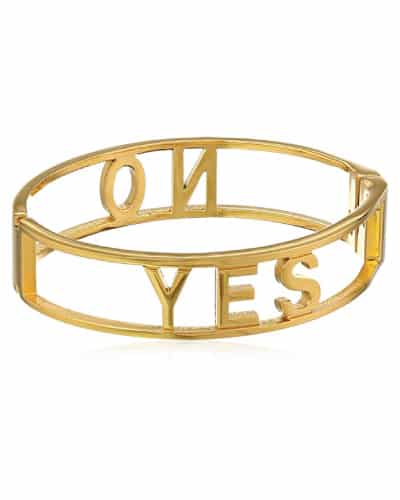 Rebecca Minkoff Yes and No Bangle