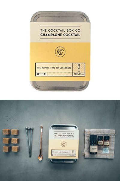 The Champagne Cocktail Kit