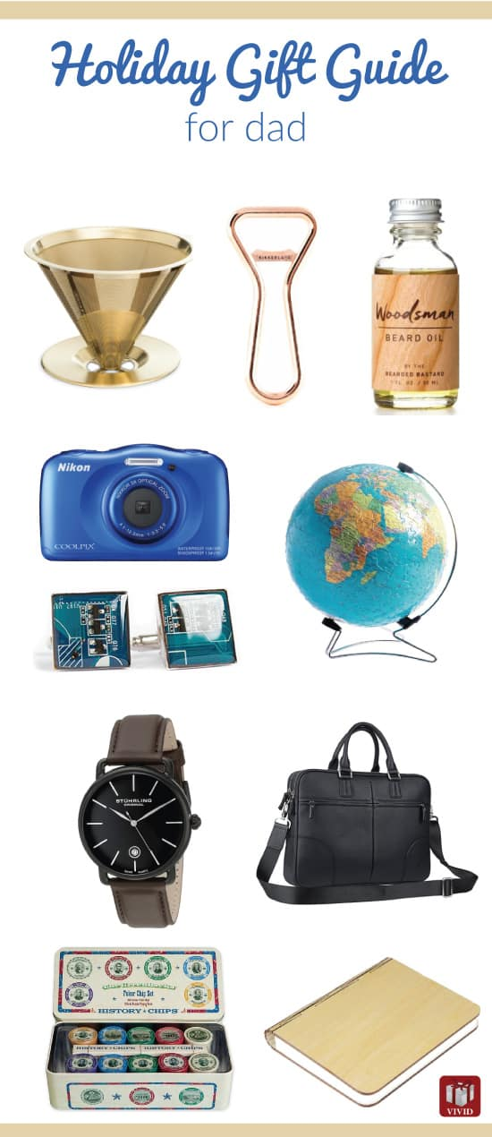 Holiday Gift Guide for Men: Best Christmas Gifts for Dad