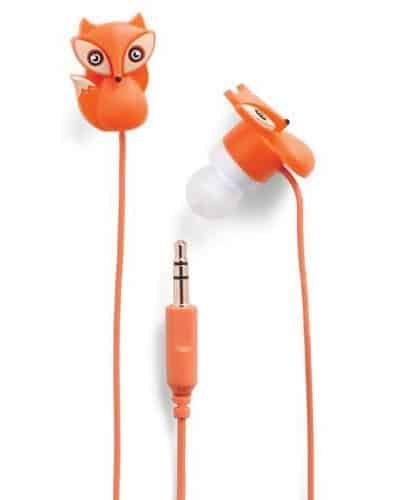 Fox Headphone Earbuds