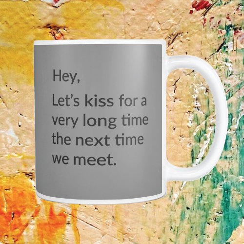 LDR Couples Conversation Mug