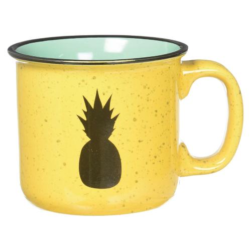 Pineapple Campfire Mug