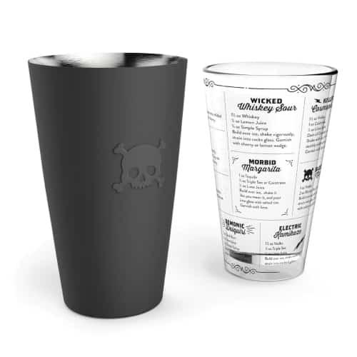 Fred & Friends BAR BONES Cocktail Shaker