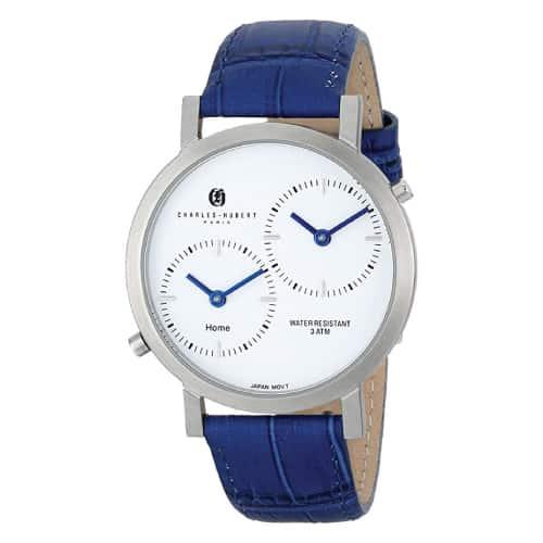 Charles-Hubert Dual Time Watch