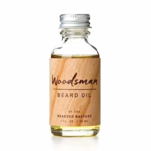 Woodsman Beard Oil by The Bearded Bastard