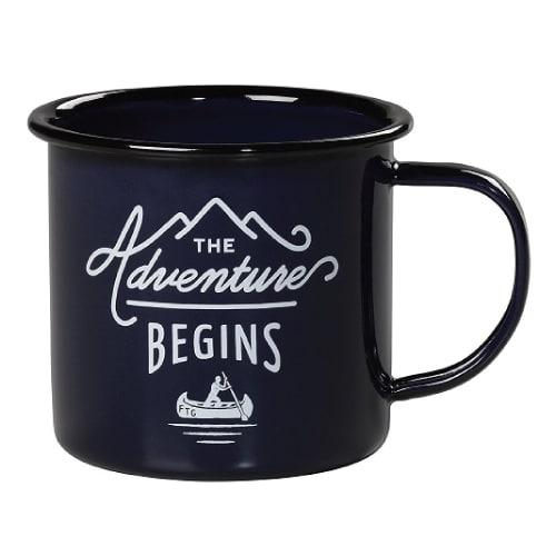 Gentlemen's Enamel Mug