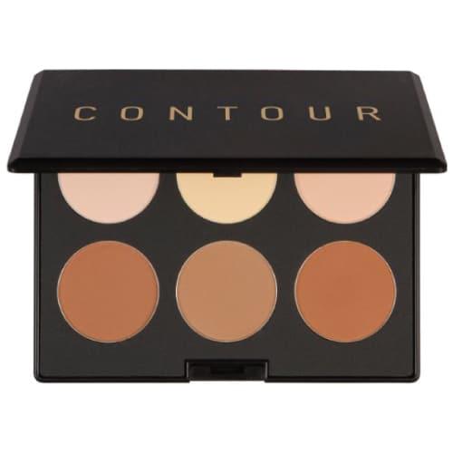 Elizabeth Mott Contour Kit and Highlighting Powder Palette