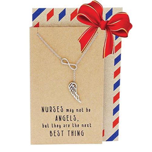 Angel Nurse Necklace