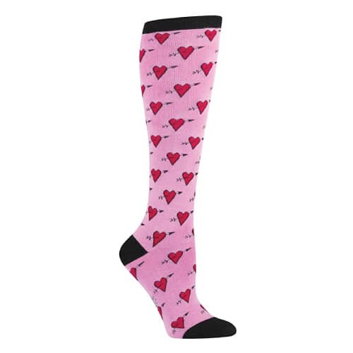 Love Hearts Sock