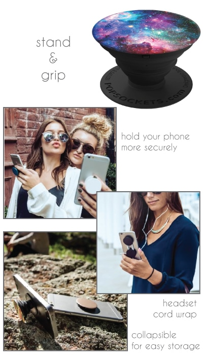 PopSockets Smartphone Accessories