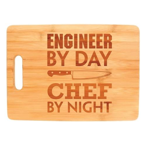 Engineer Cutting Board