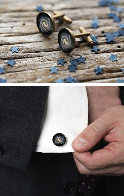 Milky Way Cufflinks