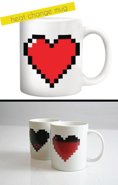 Magic Heart Mug