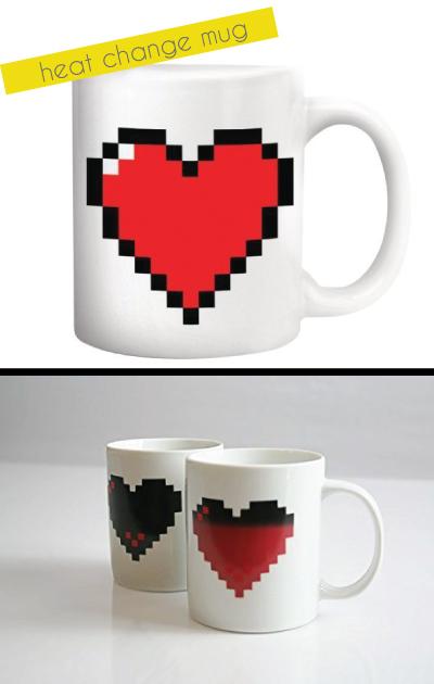 Magic Heart Mug