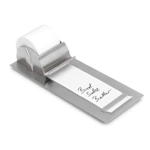 Notepaper Roll Holder